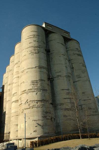 More towers at the Canada Malting Co.