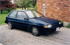 My First Car: 1990 Toyota Tercel