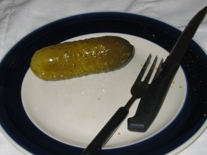Pickle...uncanned!